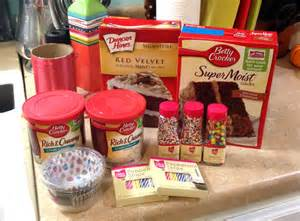 using the giant cupcake pan with boxed cake mix jen nelson