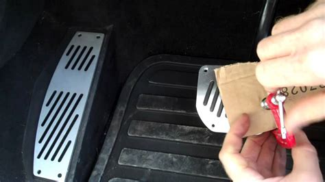 Basec Pedal Sepeda Aluminium Sporty how to fit alloy foot pedal covers to range rover sport