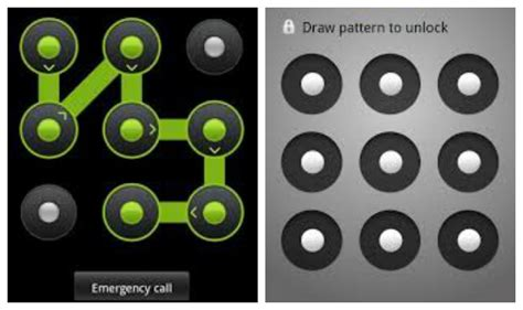simple pattern lock 5 easy steps to unlock your smartphone locked by pattern