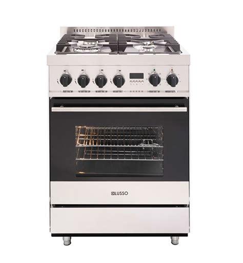 Oven Gas Di di1020 di lusso freestanding dual fuel cooker 600mm