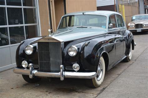 1959 Rolls Royce by 1959 Rolls Royce Silver Cloud I Lhd