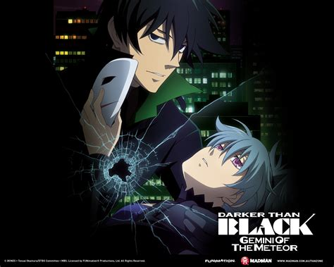 Darker Than Black darker than black season 2 ovas madman entertainment