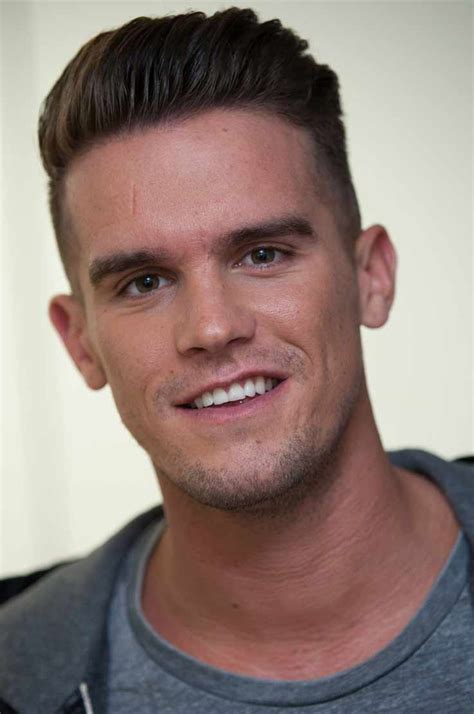 gary beadle hairstyle how big is gary beadle s penis