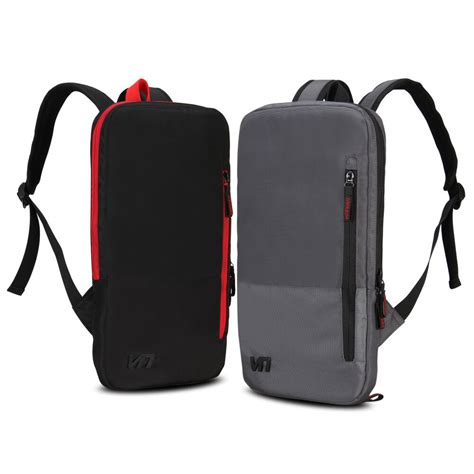 slim 14 inch laptop backpack bag notebook computer work rucksack macbook dell hp ebay