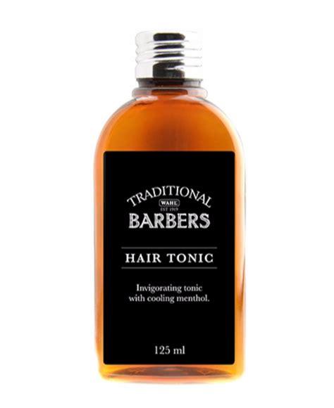 Sho Hair Tonic wahl traditional barbers hair tonic shaver shop