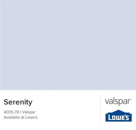 serenity blue paint serenity from valspar paint colors pinterest