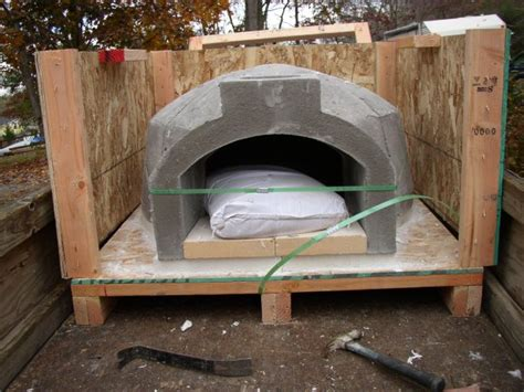 build wood fired pizza oven kits diy  wooden toy