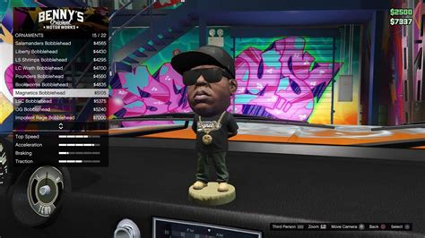 gta 5 bobblehead gta how to customise your new lowrider vg247