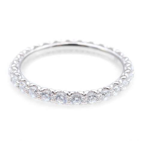 sterling silver cz eternity band sgmr00066rh