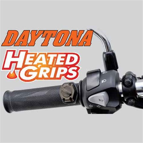 Handgrip Daytona Daytona Heated Motorcycle Grips 7 8 Quot Heated Grips Etc