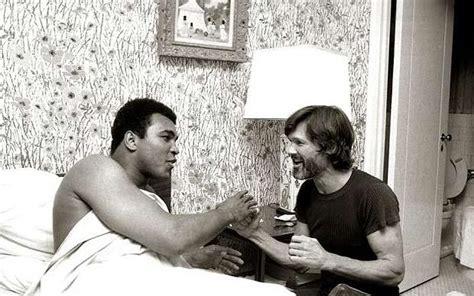 Muhammad Ali Bed by Kris Kristofferson The Rock Cellar Magazine