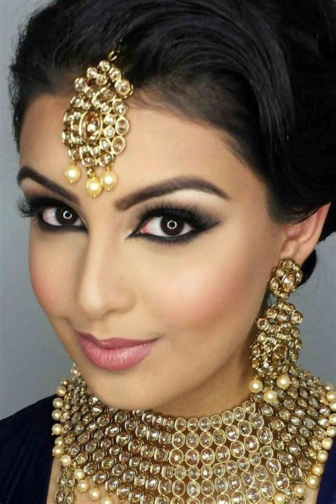 Party makeup for Indian girls best eid party makeup ideas