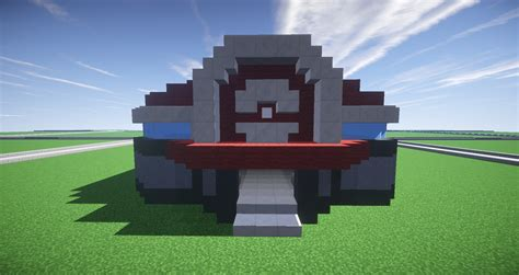 how to build a building how to build a pokemon center in minecraft youtube
