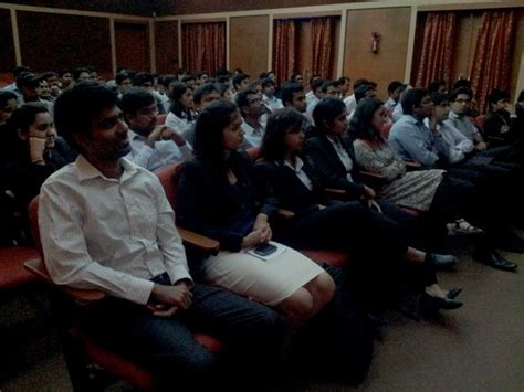 Iim Indore Executive Mba Mumbai by Guest Lecture By Mr Anil Kumar Senior Business Director