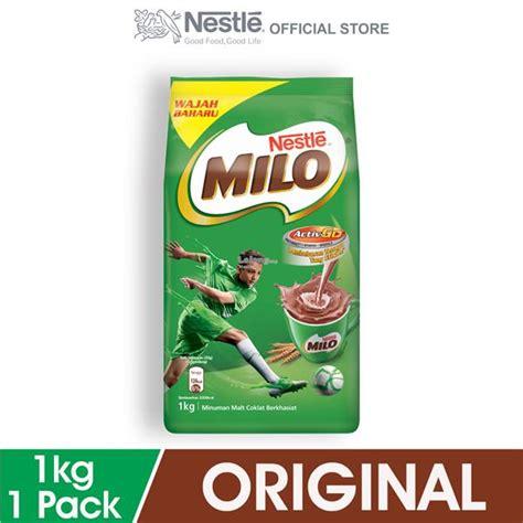 Nestle Milo Malaysia 1 1 Kg nestle milo activ go chocolate malt end 6 20 2018 10 15 am