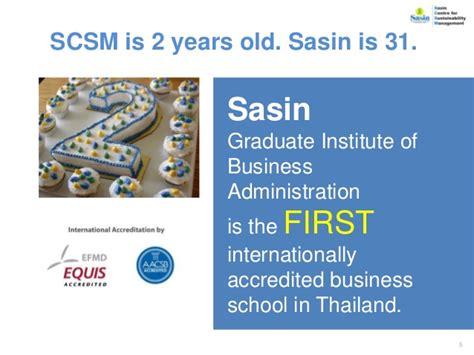 Sasin Mba by Scsm 2013 Year End Newsletter