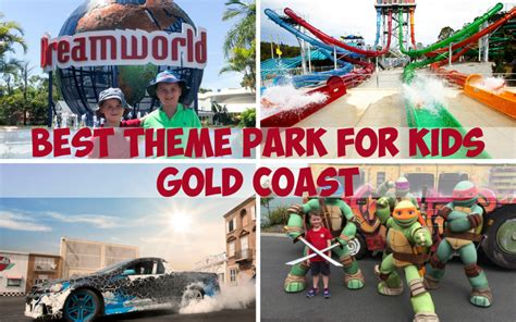 party themes gold coast best theme park for kids gold coast by age group travel