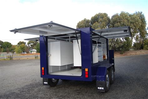 Trailer Canopy Image Gallery Trailer Canopies