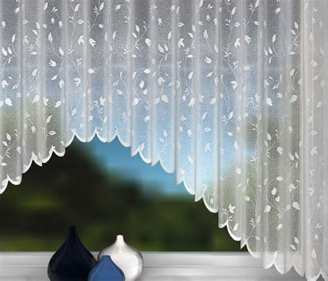modern jardiniere net curtains net curtain jardiniere white net lace curtains leaf