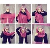 Cara Memakai Hijab 2014  Blackhairstylecutscom