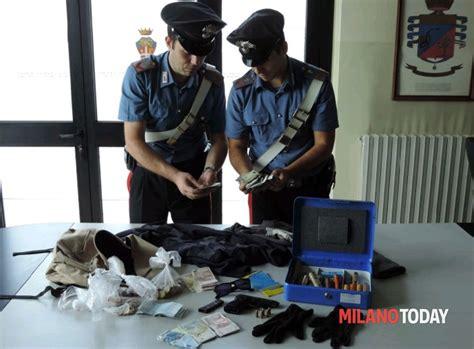 ufficio postale cologno monzese tentata rapina ufficio postale di vimodrone arrestato