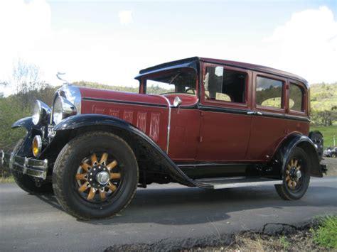 Pontiac Oakland by 1929 Oakland Pontiac 4 Door Sedan For Sale Pontiac