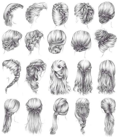 types of pencil hair styles the 25 best medieval hairstyles ideas on pinterest