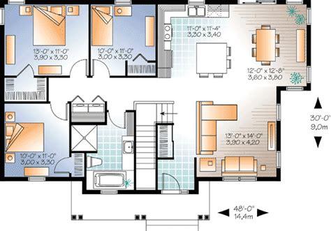 Zimbabwe House Plan Four plan maison gratuit le bon plan pour construire ou faire
