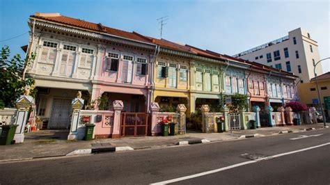 Shopping House Shophouses Visit Singapore