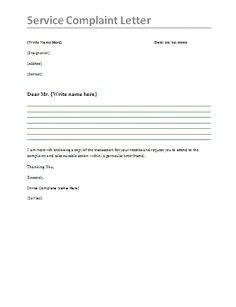 Complaint Letter Kitchen customer complaint response letter template letter