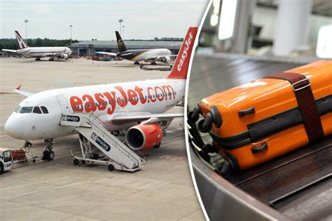 easyjet baggage cabin easyjet want to charge passengers for putting carry on