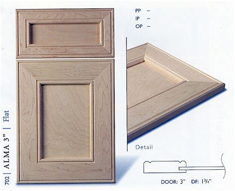 kitchen cabinet door profiles 700 series cabinet door profiles