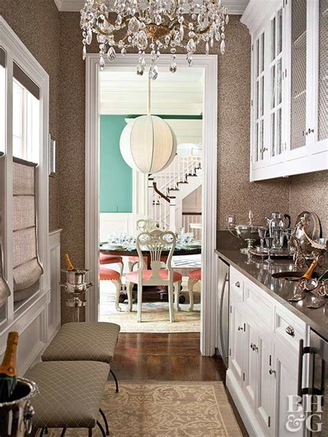 Plan the Perfect Butler's Pantry   Better Homes and