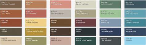 Palette De Couleur Peinture Laurentide L L L L