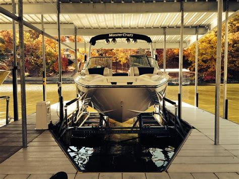 boat lifts lake of the ozarks protect your boat with the lake of the ozarks best boat lifts