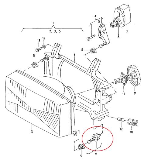 vw t4 headlight wiring upgrade diagram 28 images vw t4