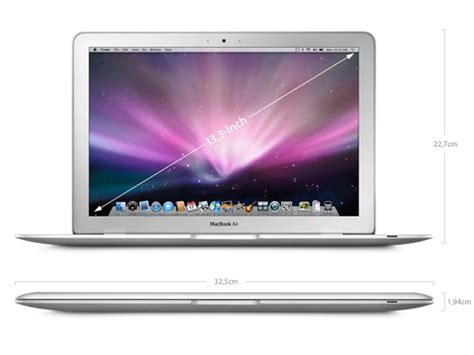 Macbook Air Januari apple introduceert ultra dunne macbook air