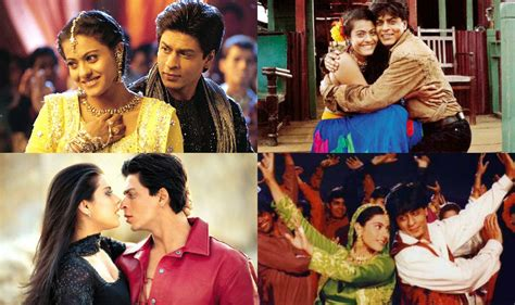 Dilwale: 9 evergreen Shah Rukh Khan & Kajol's romantic ...