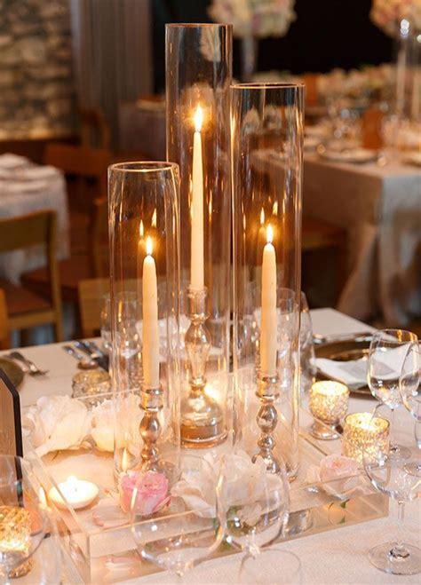 glamorous wedding ideas  stunning decor candle
