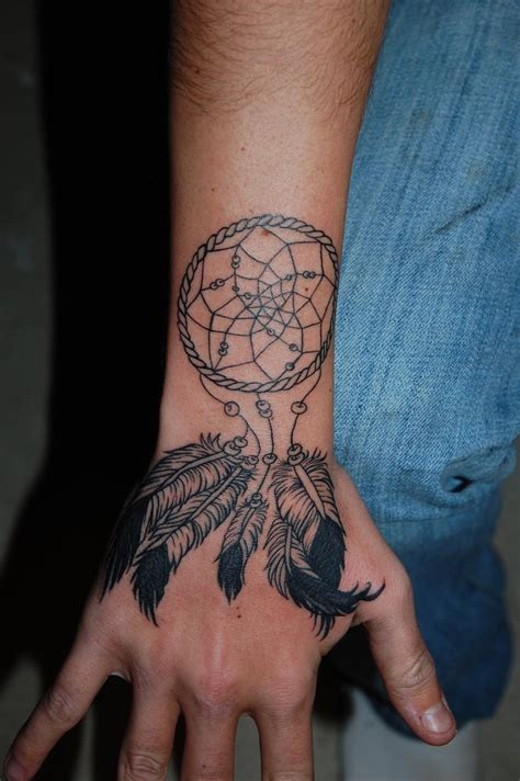 traditional hand tattoo 28 best dreamcatcher tattoos images on