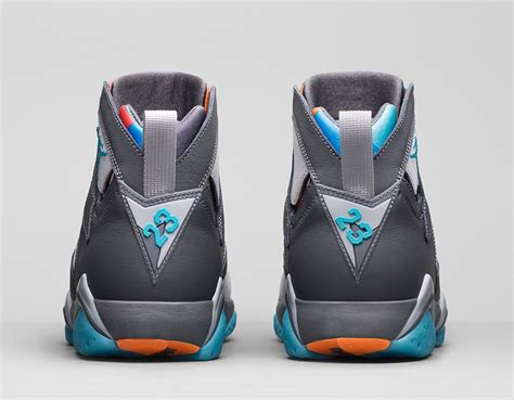 Air 7 Retro Barcelona Day air 7 retro quot barcelona days quot official images release info air 23 air