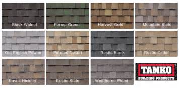 roofing shingles colors tamko heritage roof shingles home idea s