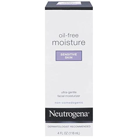 Review Neutrogena Moisture Shoo by Neutrogena Free Moisture Sensitive Skin 4 Fl Oz In