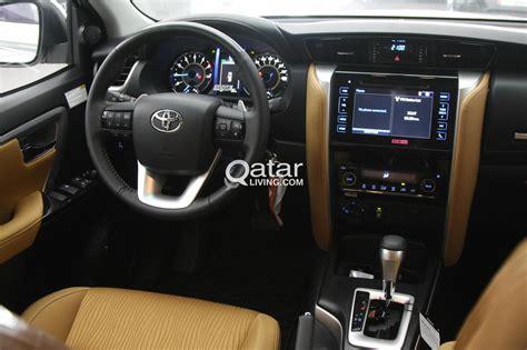 interior new fortuner 2018 toyota fortuner 2018 qatar living
