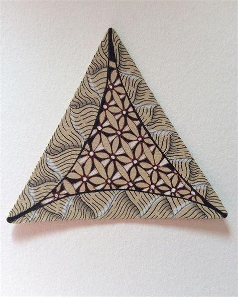 zentangle triangle pattern 4263 best zentangle images on pinterest zentangle