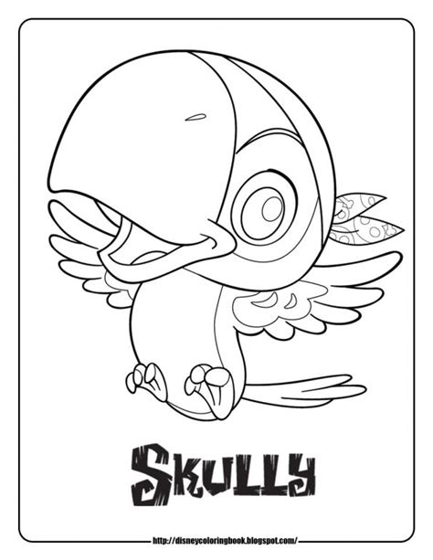 Jake And The Coloring Pages
