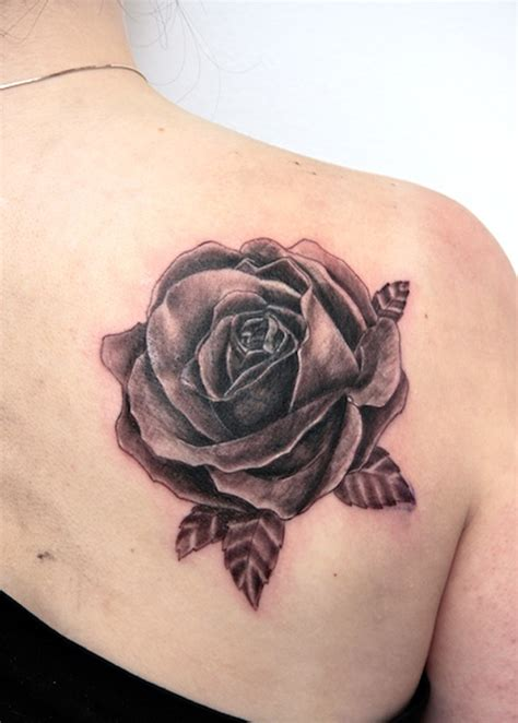 simple black rose tattoo simple designs for desktop backgrounds