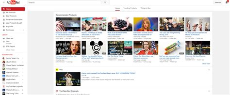 youtube front layout leaked new youtube front page layout satire youtube