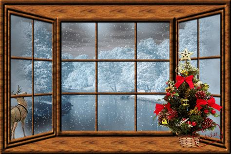 santa riding  window pictures   images  facebook tumblr pinterest  twitter