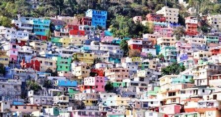 jalousie haiti ha 239 ti soci 233 t 233 le bidonville jalousie prend des couleurs